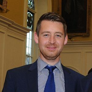 Dr Mark O'Kelly